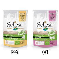 Schesir cat dog buste