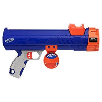 pistola nerf dog