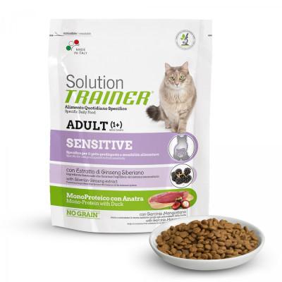 Trainer solution gatti anatra