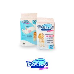 Tappetini assorbenti al profumo di lavanda TAPPET IN